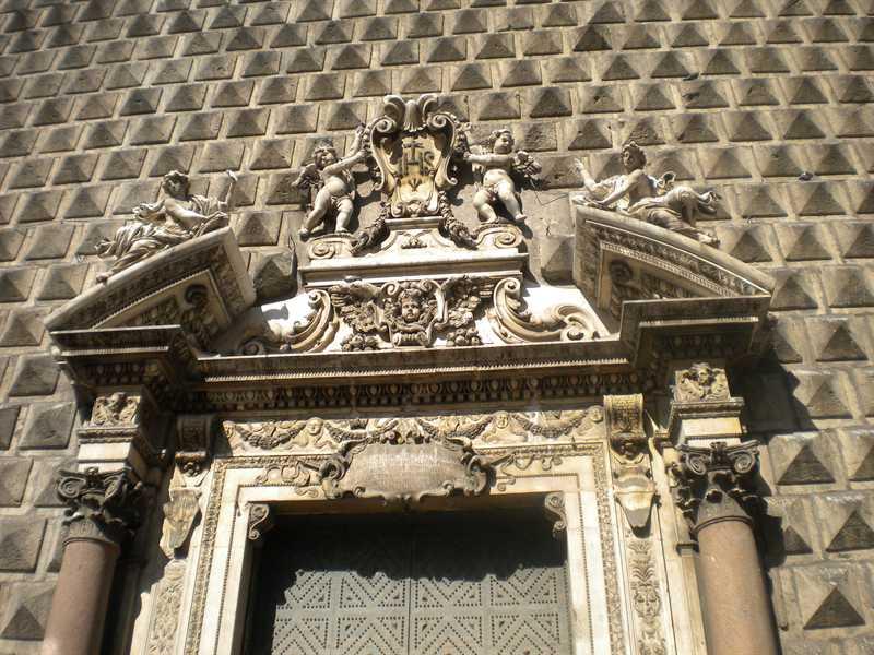 Chiesa Gesu Nuovo Napoli Naples