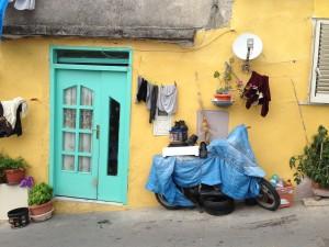 house marina corricella procida island italy