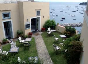La Casa sul Mare, Procida island, Italy