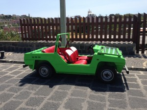 rental car procida island italy