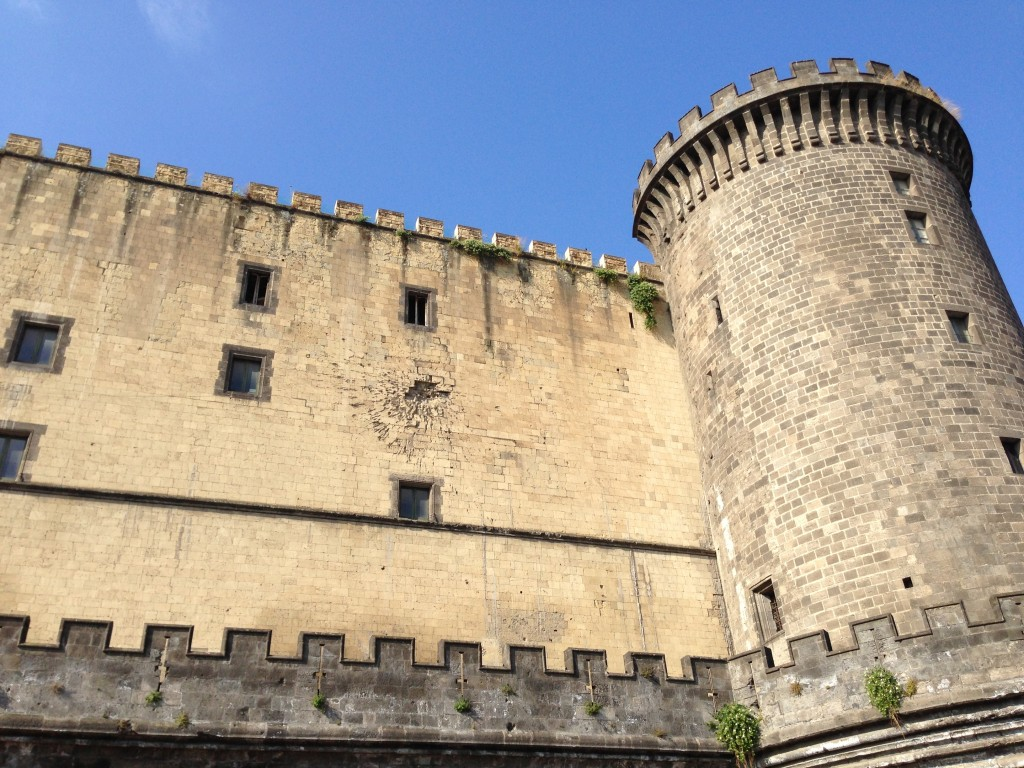 castel nuovo napoli naples