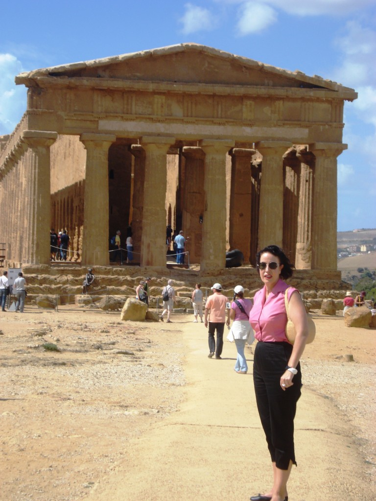 Temple of Concordia, Agrigento, valley of the temples sicily