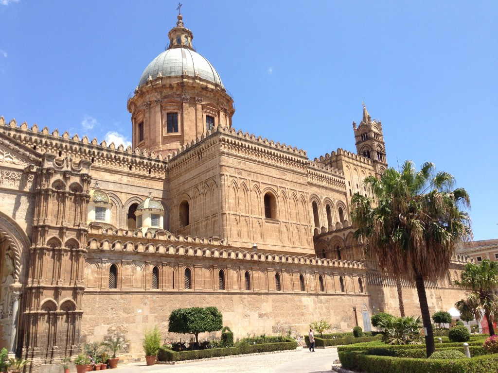 duomo cathedral palermo sicily