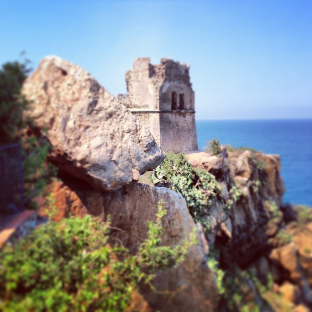tower cefalu sicily
