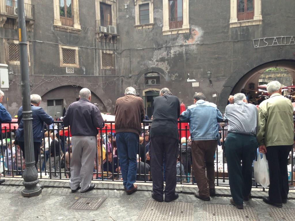 Nonni, Catania Sicily