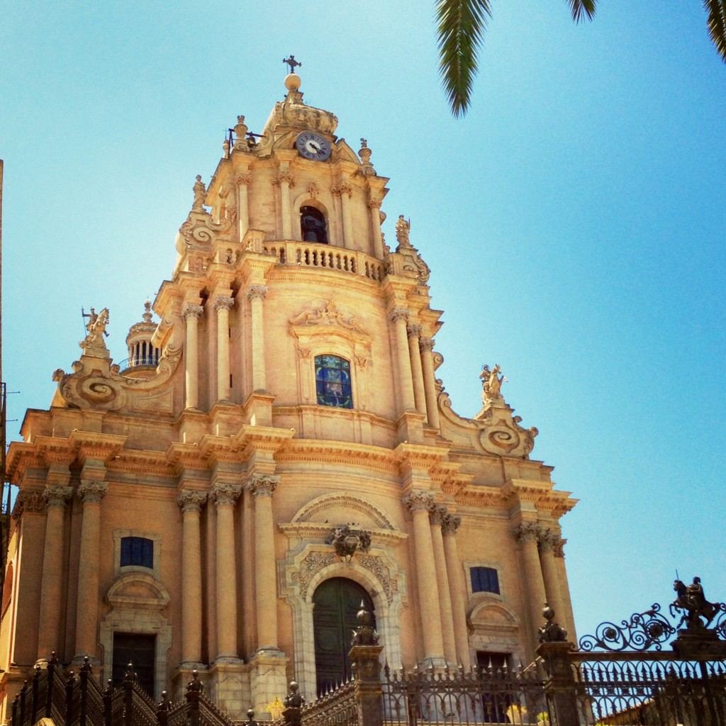 duomo cathedral ragusa ibla sicily