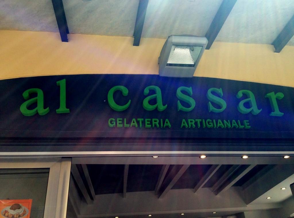 gelateria Palermo Sicily