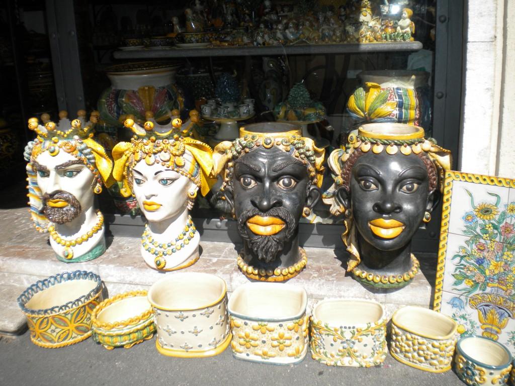 ceramics Sicily