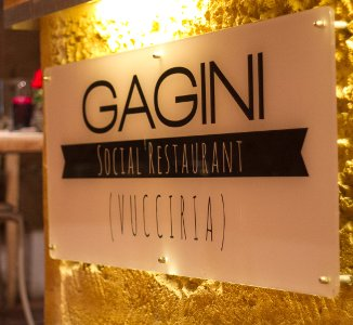 gagini restaurant Palermo