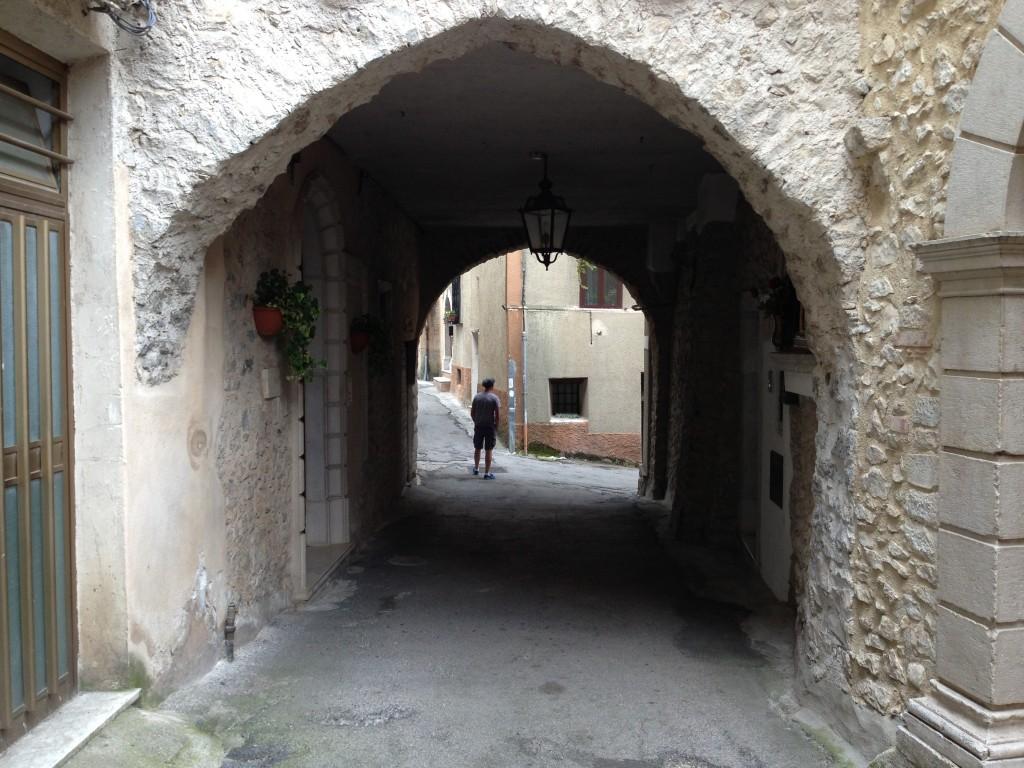 Teggiano Campania Italy