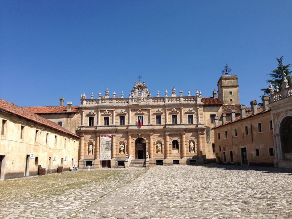 Certosa di San Lorenzo in Padula, Italy