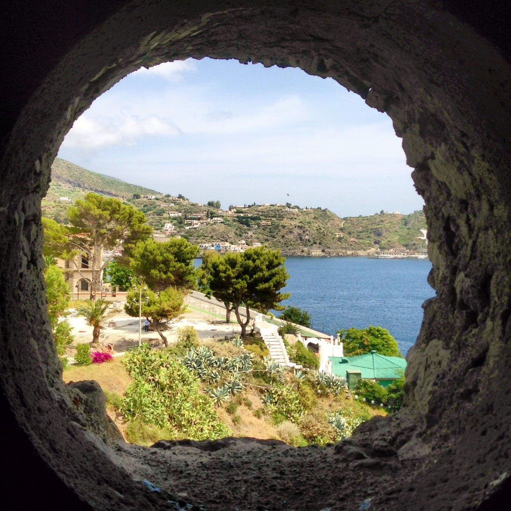 Marina Lunga Lipari Sicily