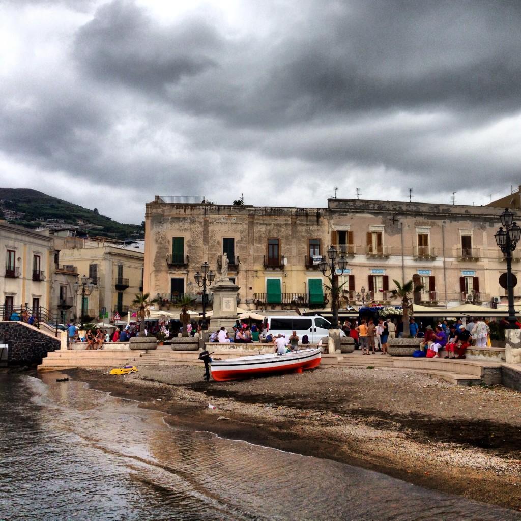 Marina Corta Lipari Sicily