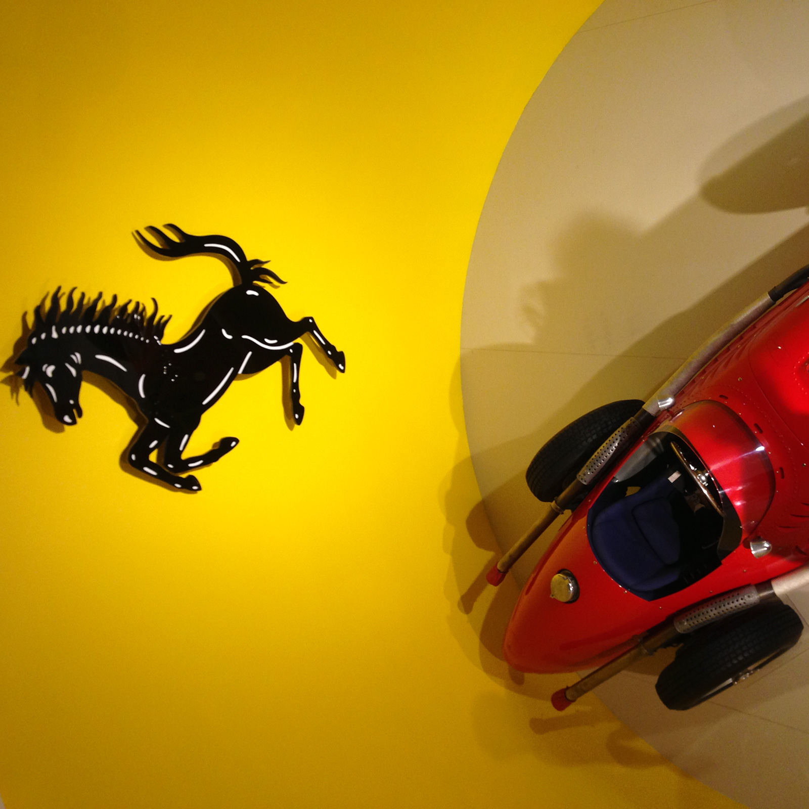 Visiting The Concorso D Eleganza And The Ferrari Factory