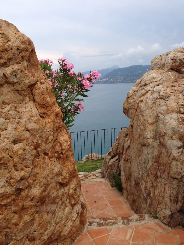 views from Il Gabbiano villa Cefalu
