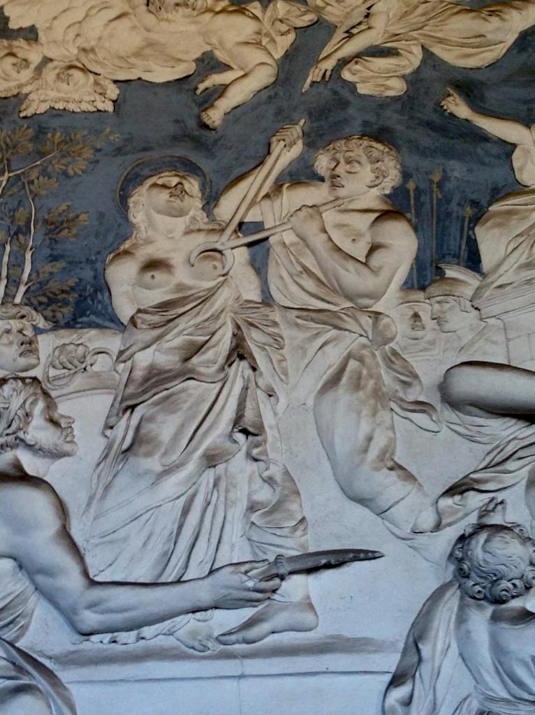 Saint Agatha Sant'Agata Catania Sicily
