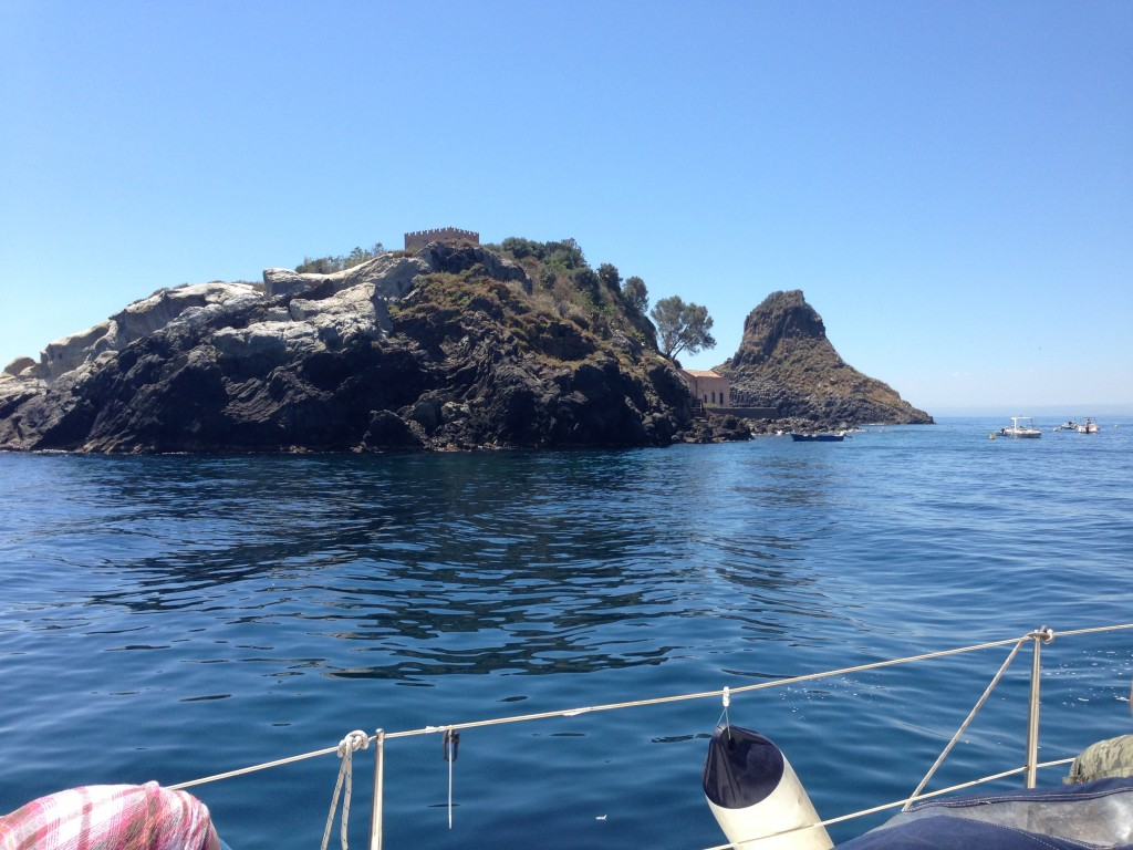 Faraglioni Aci Trezza Sicily