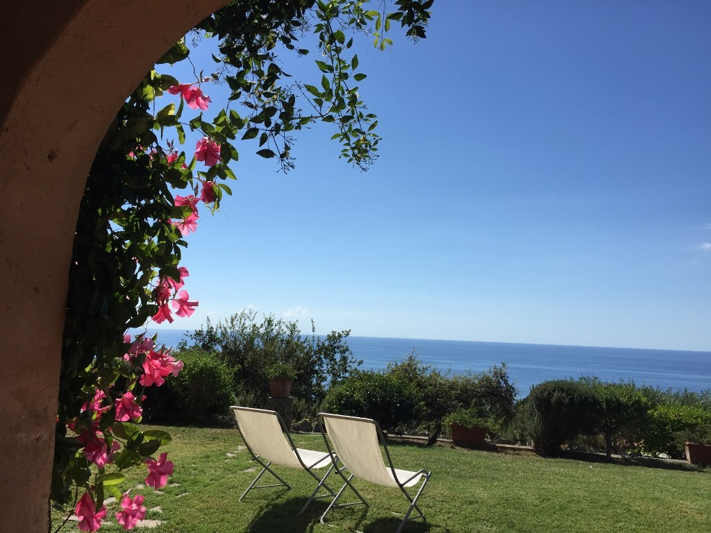 B&B Le Chiane view Maratea coast