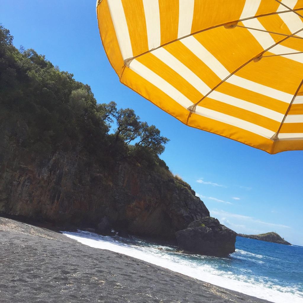 Spiaggia Nero Maratea beach