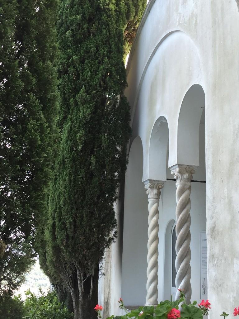 garden villa san michele anacapri capri