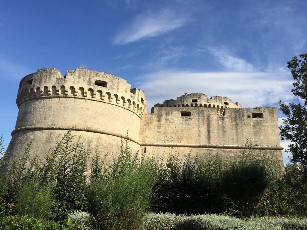 Matera castle