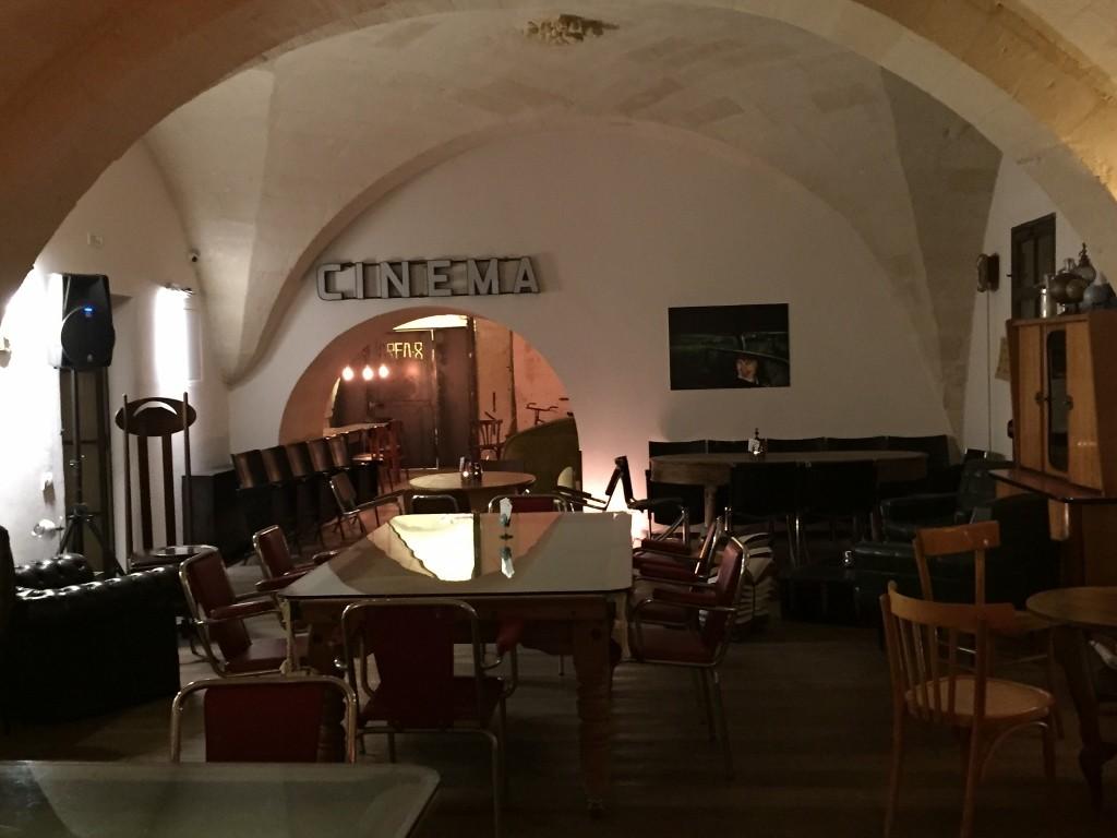 Matera Area 8 bar