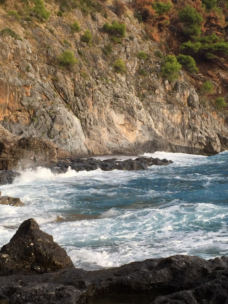 U'Nastru beach, Cersuta , Maratea