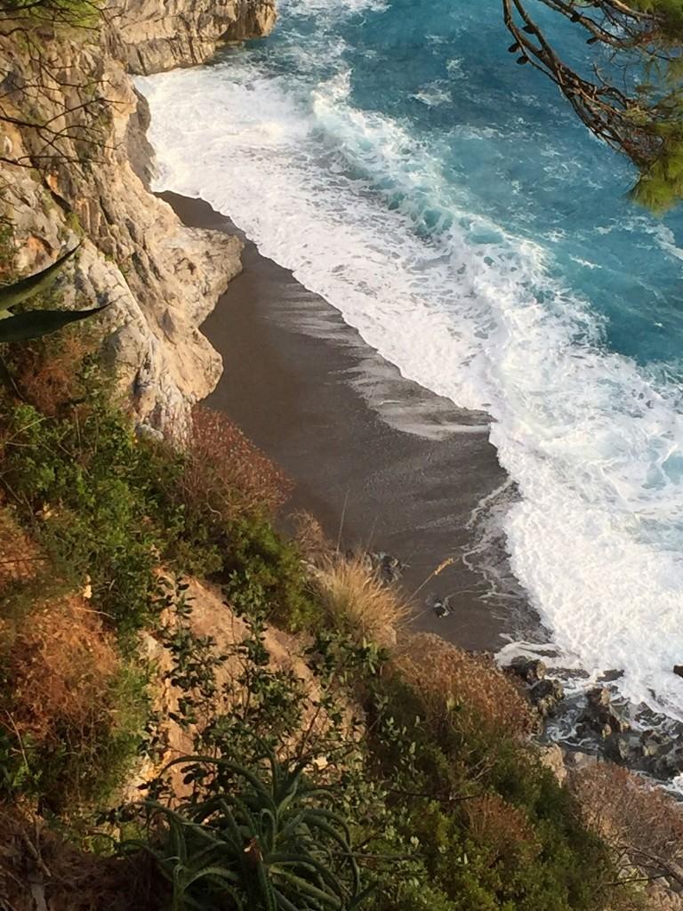 Spiaggia U'Nastru Cersuta , Maratea