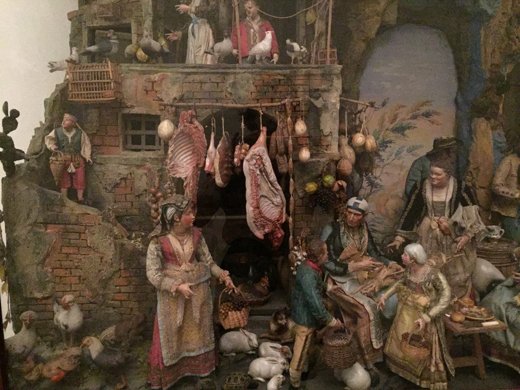 Presepe in Naples