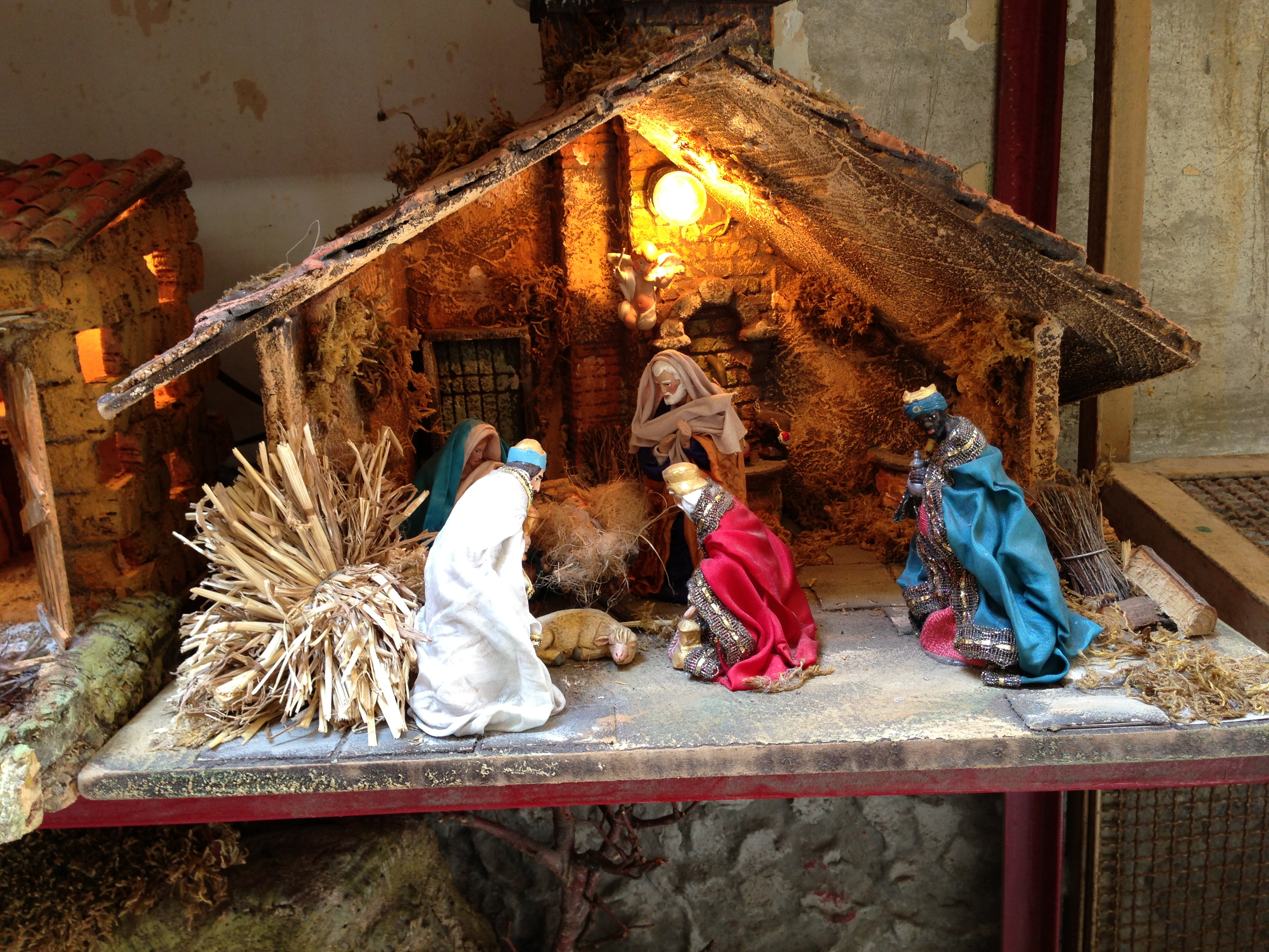 The Presepe – a Christmas tradition in Naples