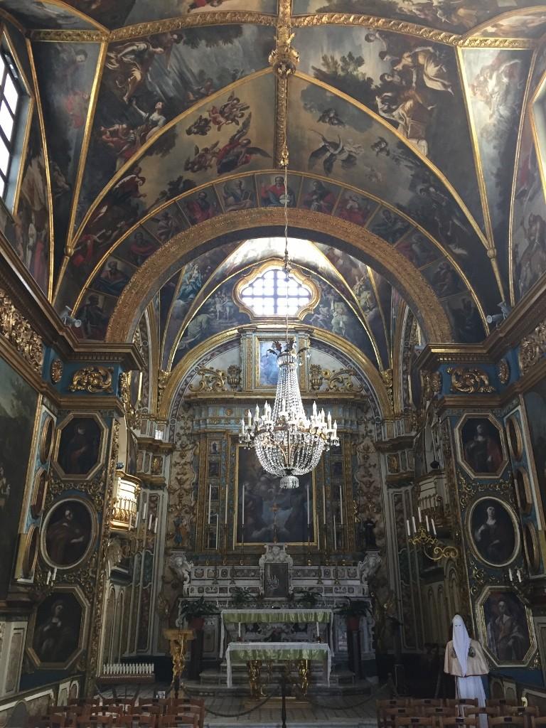 Chiesa e confraternita S.Maria della Purita, Gallipoli