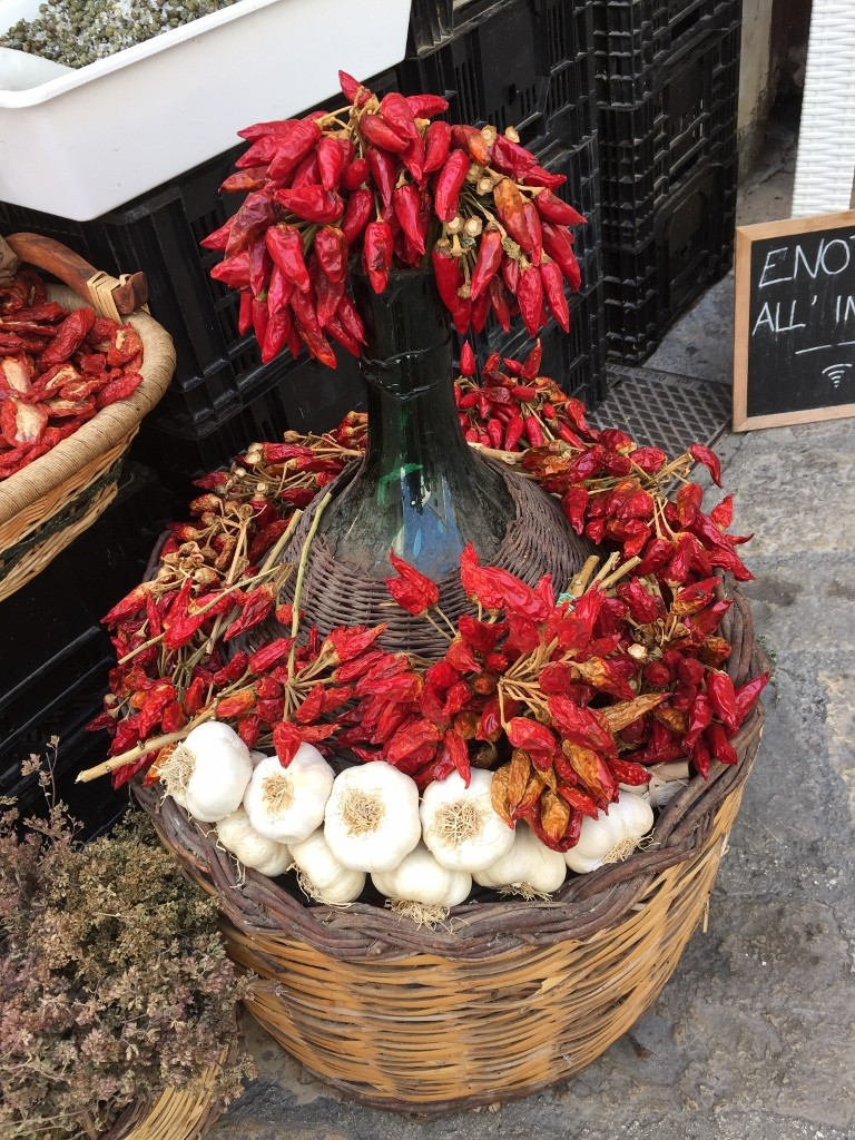 Chillis, Gallipoli