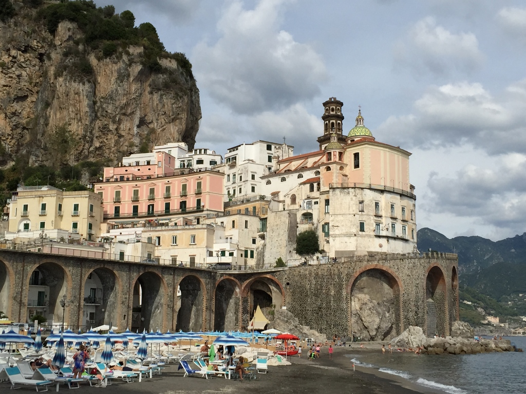 Atrani: the smallest village in Southern Italy