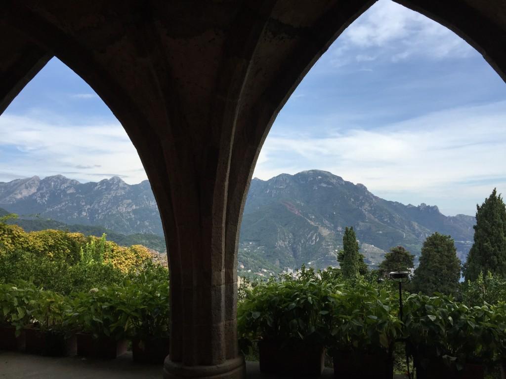 Crypt, Villa Cimbrone, Ravello