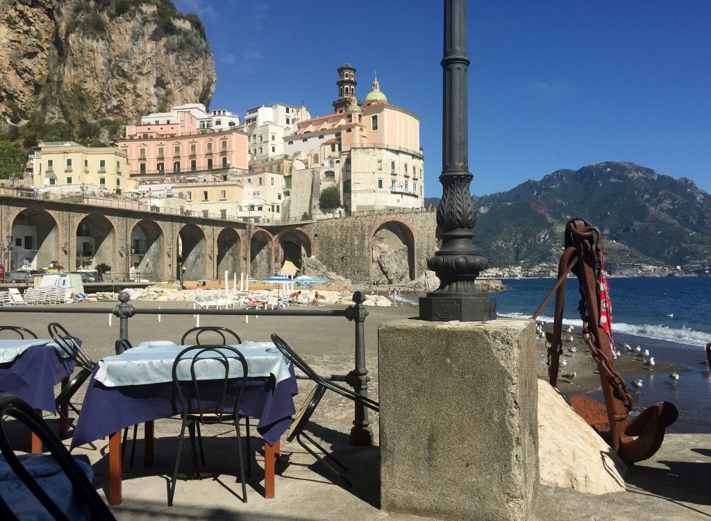 Le Arcate, Atrani, Amalfi coast