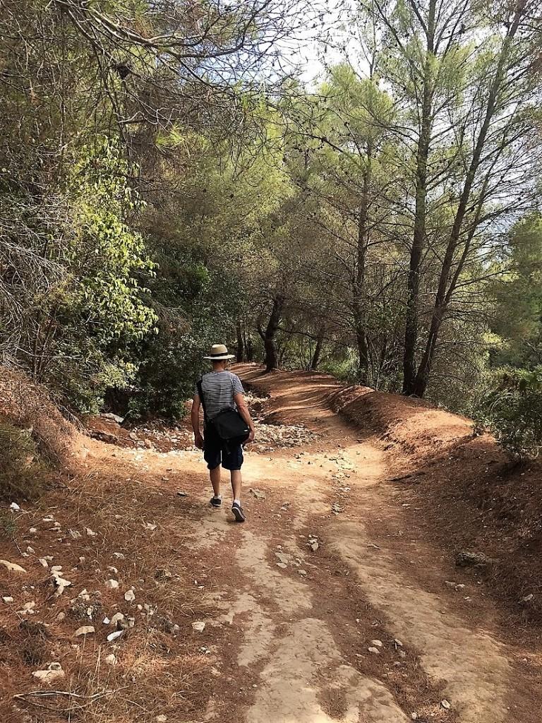 Porto Greco track, Puglia
