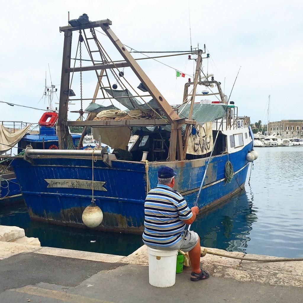 fisherman Trani