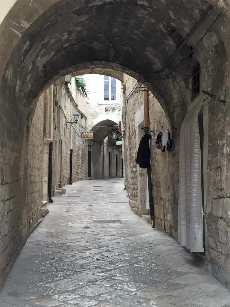 backstreets of Trani