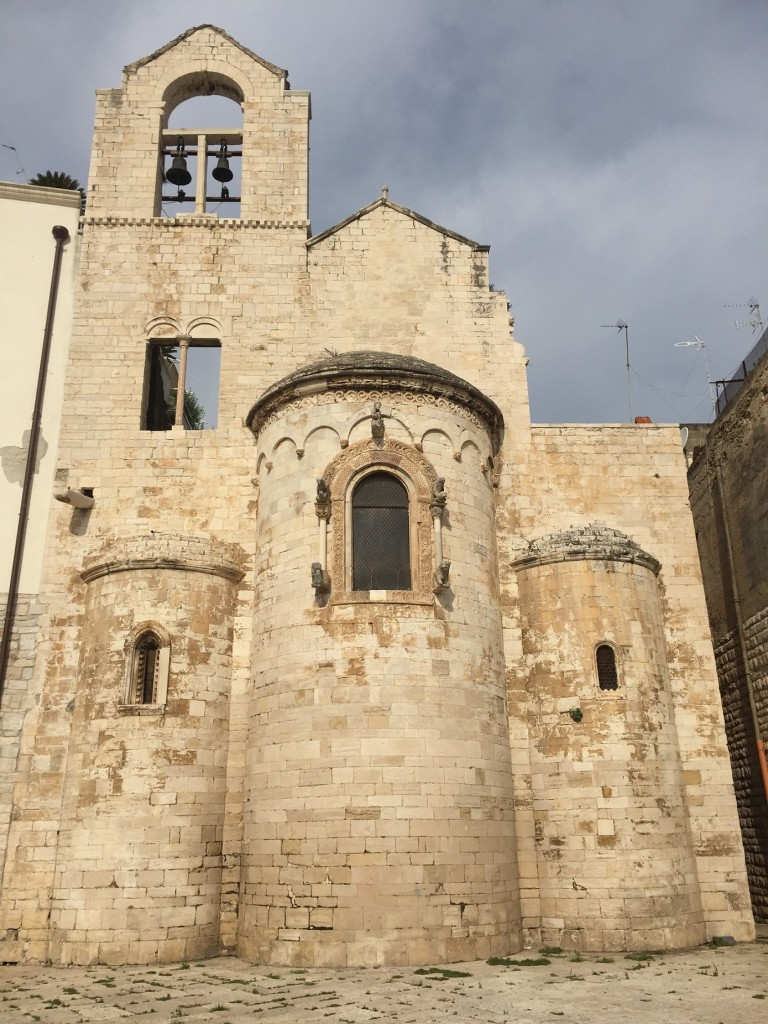 Chiesa di Ognissanti Trani