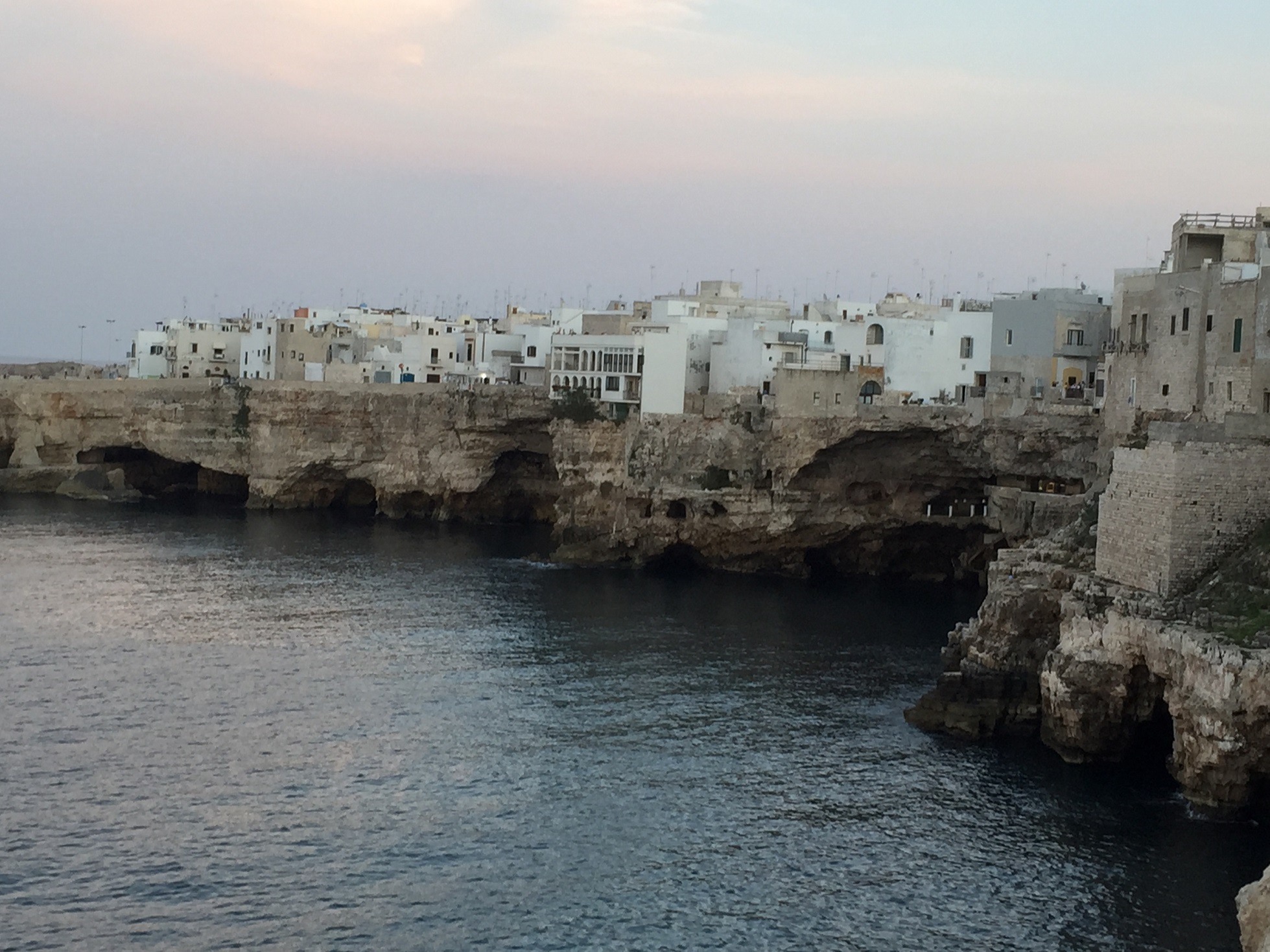 Polignano a Mare: looks can be deceiving