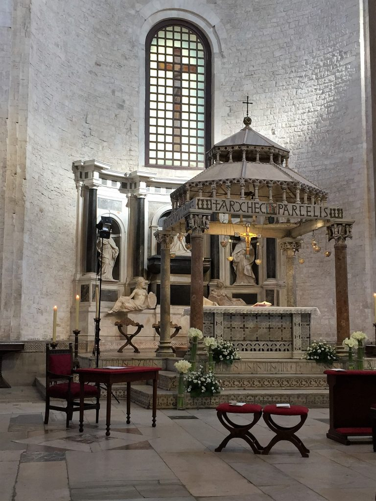 Basilica di Santa Nicola, Bari Vecchia