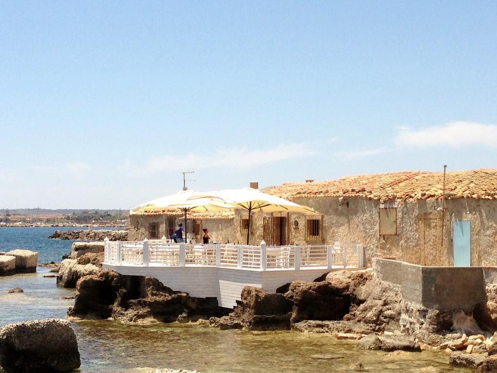 Cortile Arabo Marzamemi Sicily