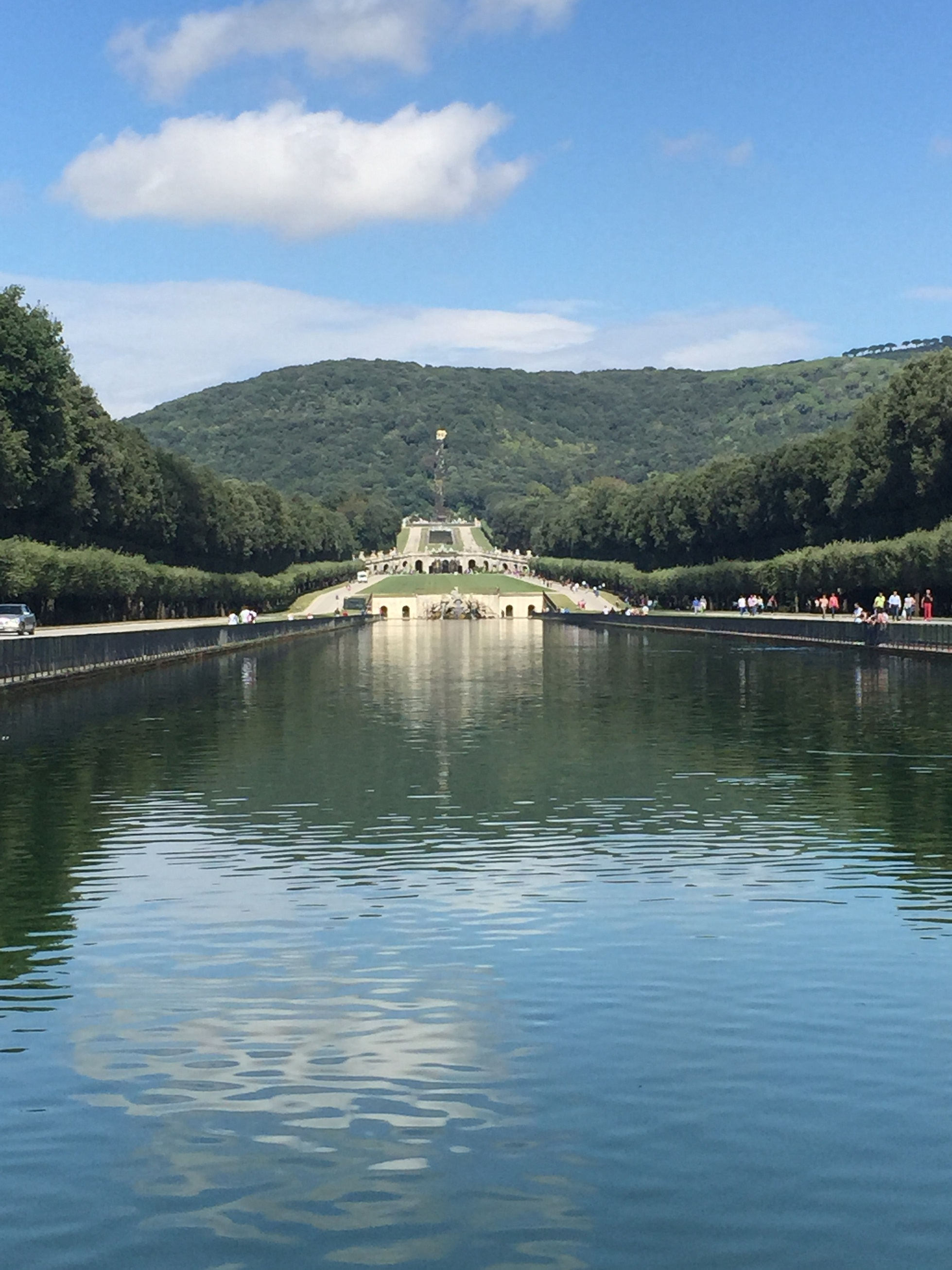 Reggia di Caserta: royalty, faded glory and a lot of waiting around