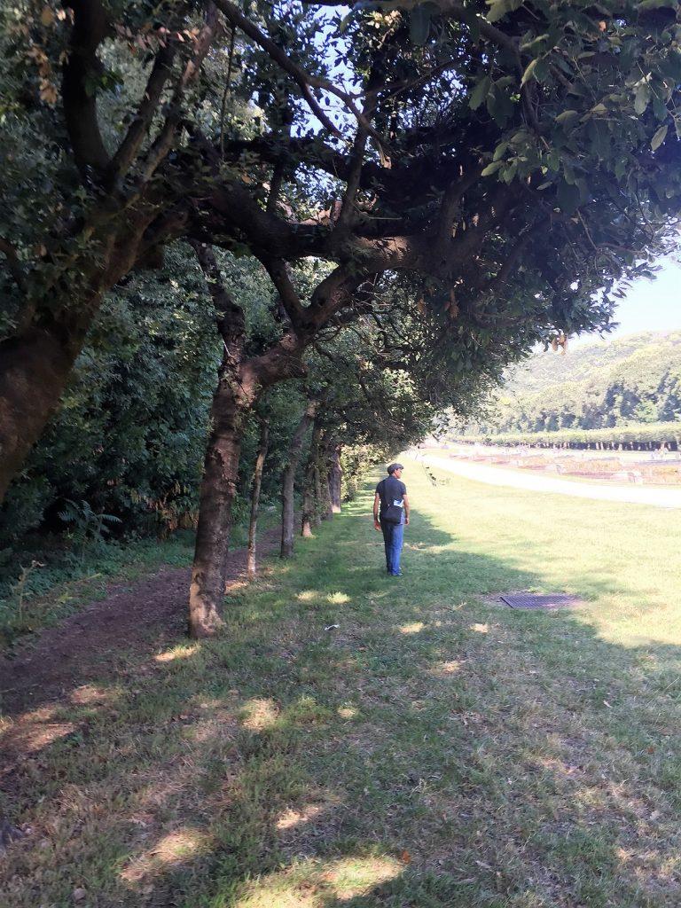 Gardens at Reggia di Caserta