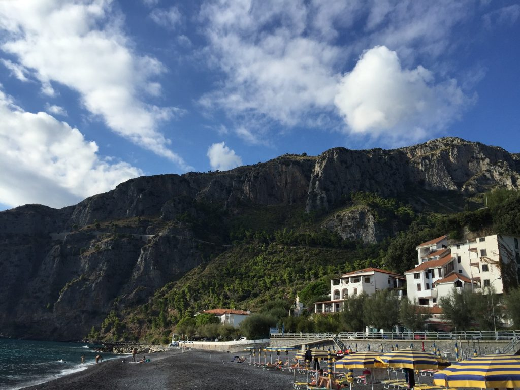 Acquafredda beach Maratea Basilicata