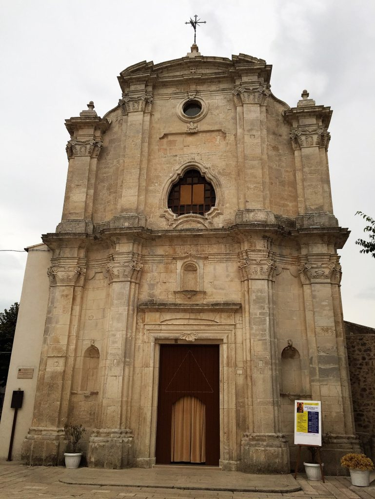 holy trinity monastery Monte Sant'Angelo