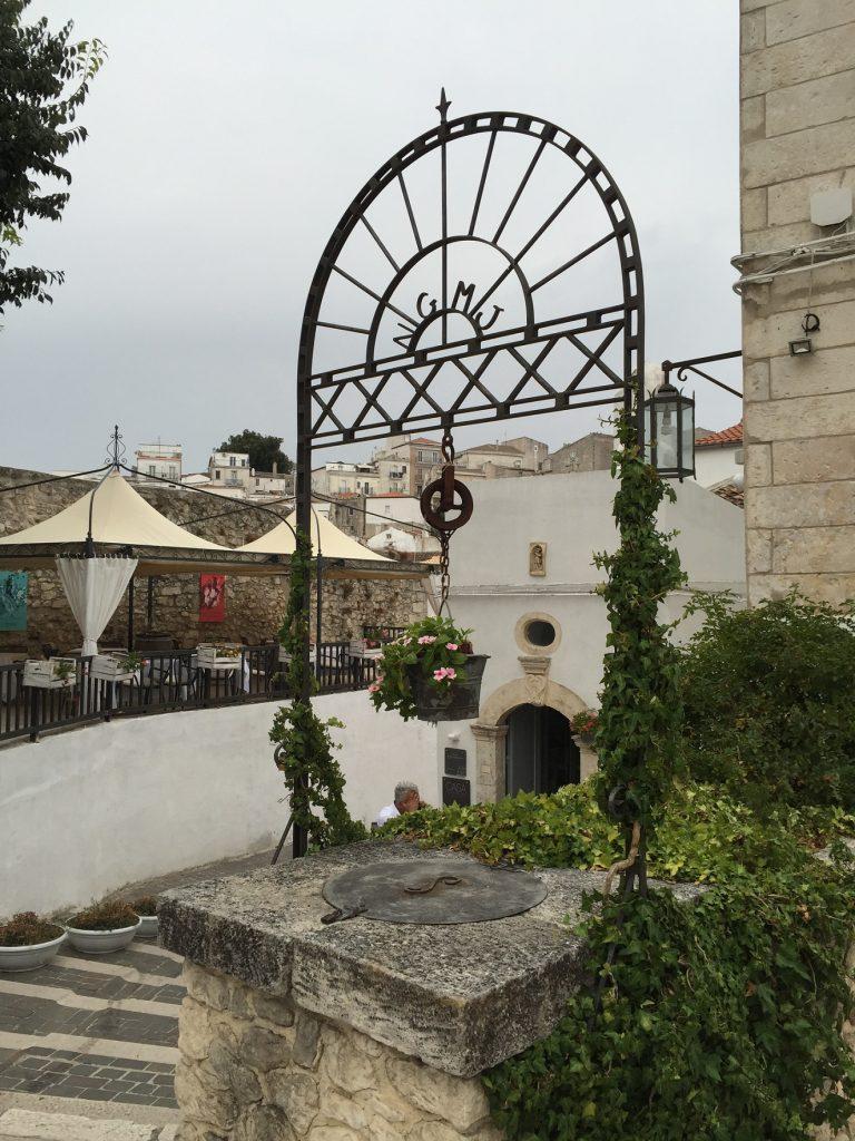 Restaurant at Li Jalantuumene Monte Sant'Angelo Puglia