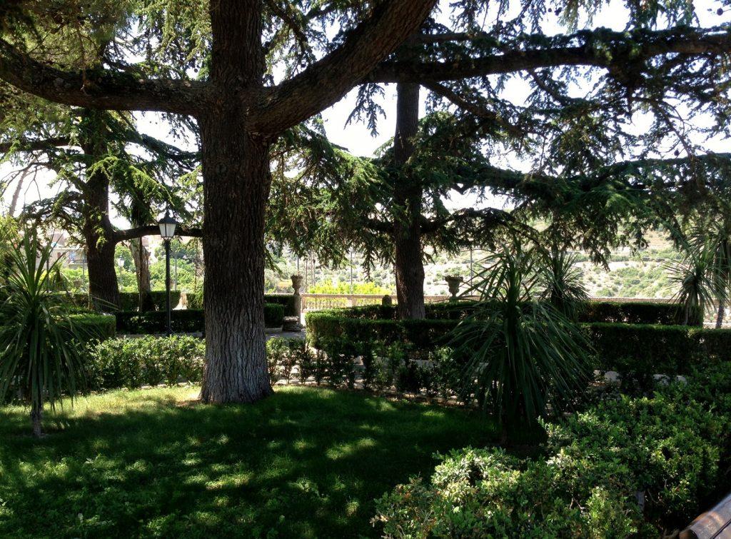 Giardini Ibleo, Ragusa, Sicily
