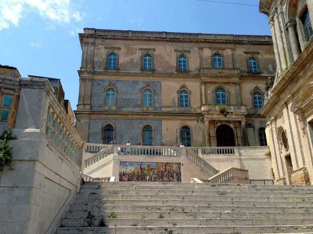 Santa Maria del Monte in Caltigerone