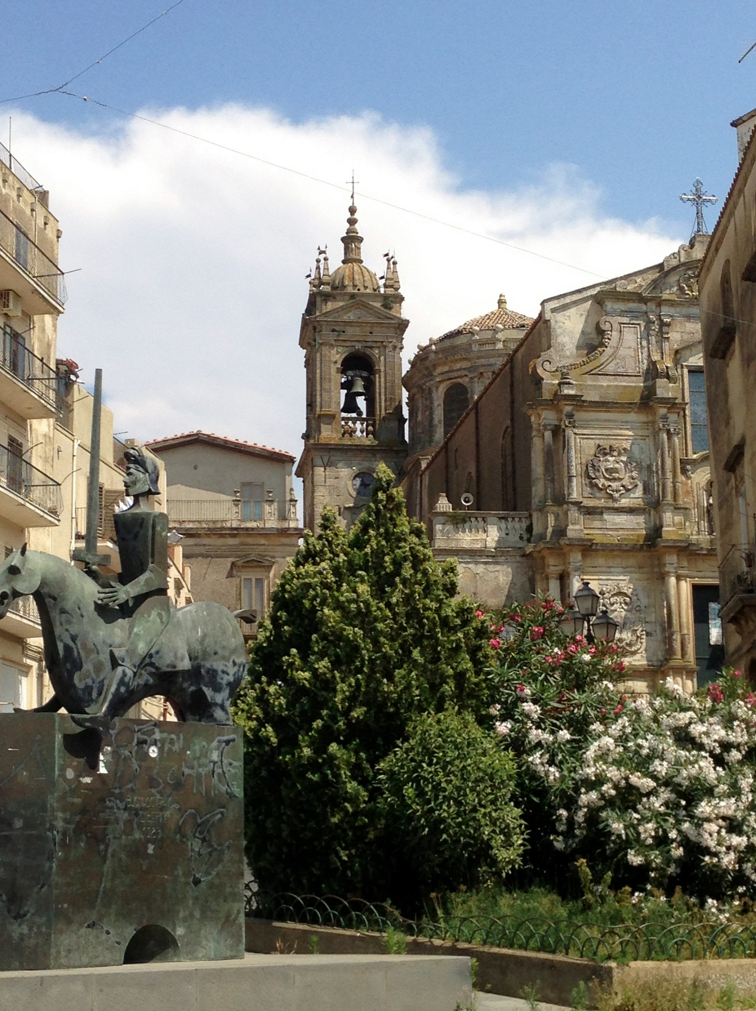 On the ceramics trail in Caltagirone